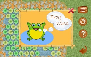 Screenshot of Capture the Frog