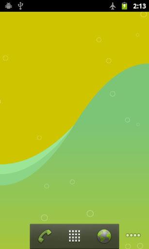 玩免費個人化APP|下載水の波ライブ壁紙 Water Wave app不用錢|硬是要APP