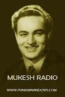 Screenshot of Mukesh Radio