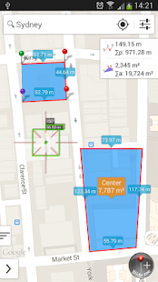 Measure Map Pro - screenshot
