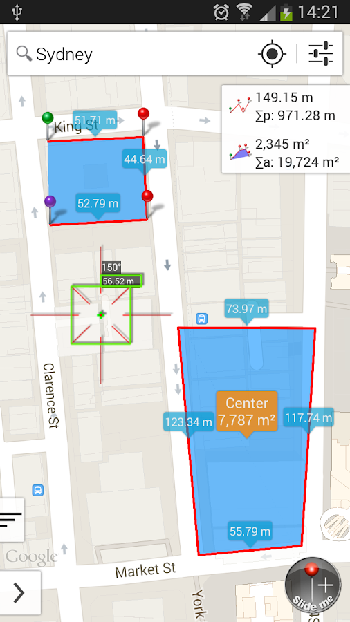 Measure Map Pro Screenshot 0