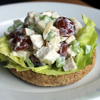 Chicken Salad With Yogurt And Grapes Recipes