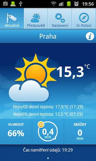 In-počasí +Widget