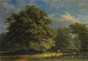 RIJKS: George Andries Roth: painting 1870
