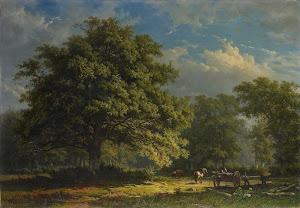 RIJKS: George Andries Roth: painting 1870