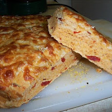 Bread Machine Focaccia With Sun-Dried Tomato