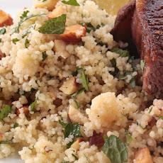 Cilantro-Almond Couscous Recipe