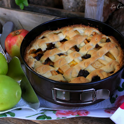 Dutch Apple Tart