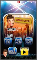 Screenshot of Flying Bieber - Just Believe