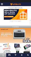 Screenshot of Unieuro