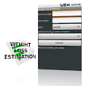 Weight Goal Estimation icon