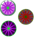 Crazy Clock PinWheel2 icon