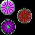 Crazy Clock PinWheel2 icon