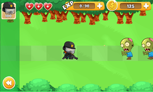 Pocket Zombies - screenshot