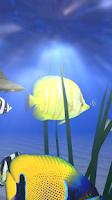 Screenshot of Ocean Aquarium 3D Trial