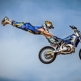 Superman Seatgrab by Josh Rud - Sports & Fitness Motorsports
