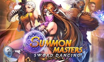 Screenshot of SUMMON MASTERS - Sword Dancing