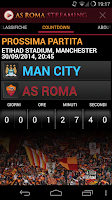 Screenshot of As Roma Streaming