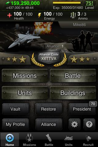 world-war for android screenshot