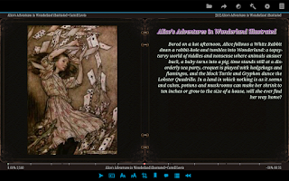 Screenshot of AlReader -any text book reader