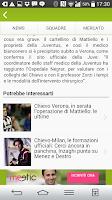 Screenshot of Gianluca Di Marzio