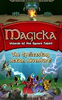 Screenshot of Magicka