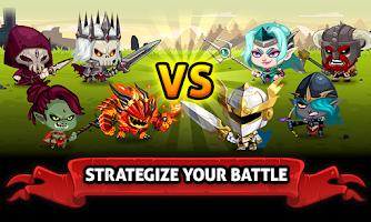 Screenshot of Battle of Littledom