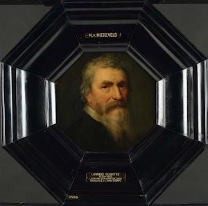 RIJKS: workshop of Michiel Jansz. van Mierevelt: painting 1607
