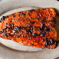 Ginger Soy Glazed Salmon