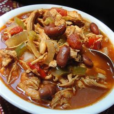 Amateur's Light Breeze Chicken Chili