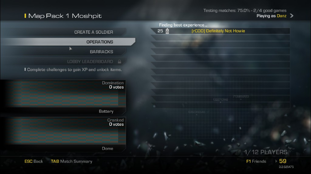 As many as 7 unannounced map names for Call Of Duty: Ghosts leaked