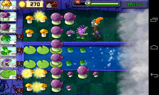 Game Plants vs. Zombies FREE APK for Windows Phone