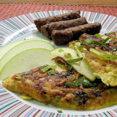 Apple and Leek Frittata