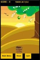 Screenshot of Fruit Drop