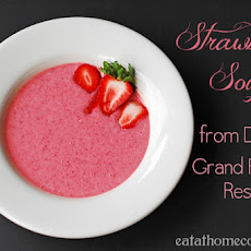 Strawberry Soup Recipe from Disney's Grand Floridian
