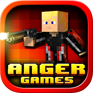 Anger Games - hunger survival