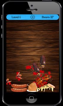 Destroy Cockroach apk screenshot