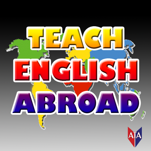 Teach English Abroad LOGO-APP點子