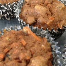 Carrot and Ginger Muffins