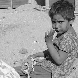STOP CHILD LABOUR by Mona Sule - Babies & Children Child Portraits