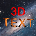 3D Text Builder icon