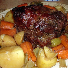Don's Pot Roast (Crock Pot)