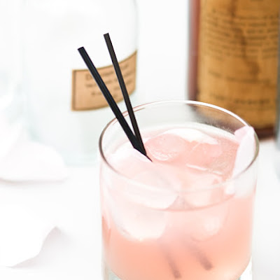 Cardamom Rose Cocktail