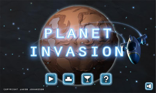 Planet invasion free