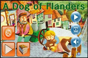 Screenshot of A Dog of Flanders