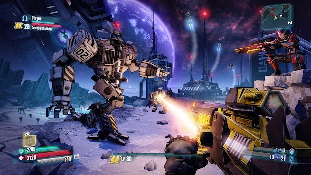 Borderlands: The Pre-Sequel - A First Look