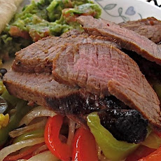 Fajitas - Arrachera - Grilled Skirt Steak