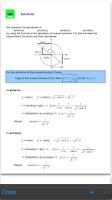 Screenshot of Mathematical Problems (iMath)