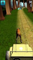 Screenshot of Tiger Run