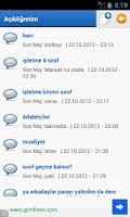 Screenshot of Aöf Notmatik - Açıköğretim